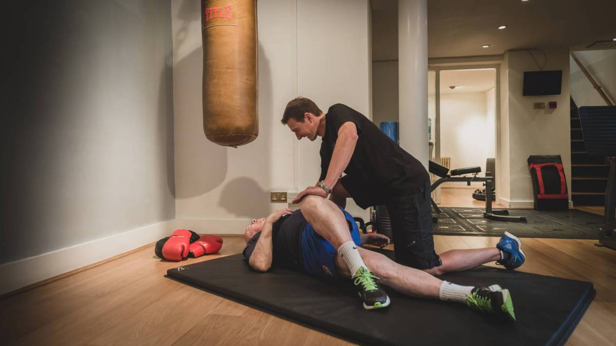 Sports Injury Clinic | Prehabilitation | Mayfair | London