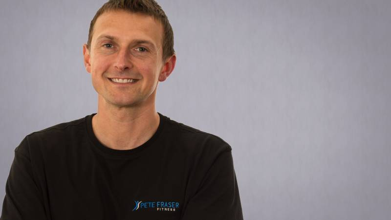 Pete Fraser-Smith Personal Training Biomechanics Fitness Health