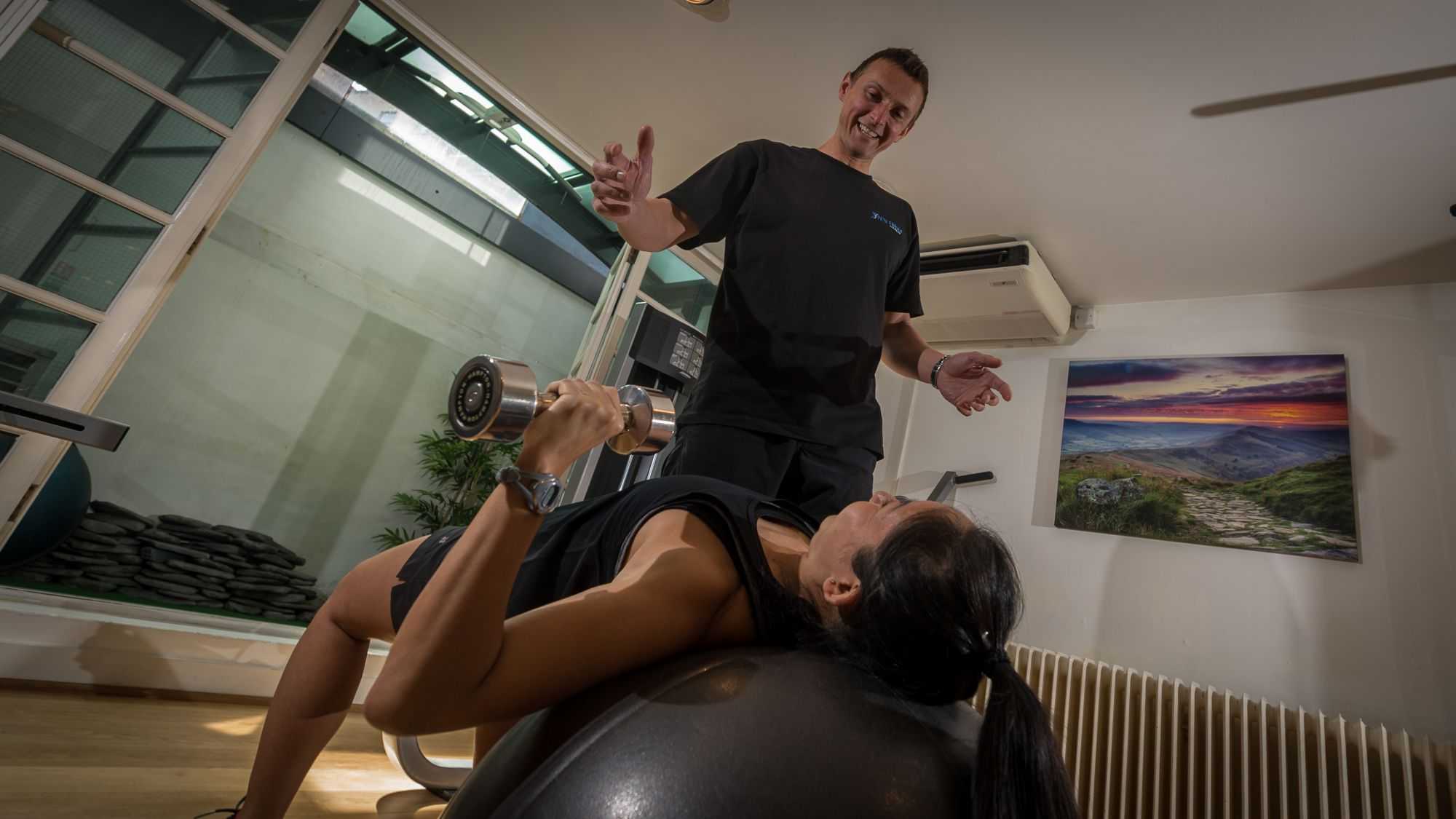 personal training london