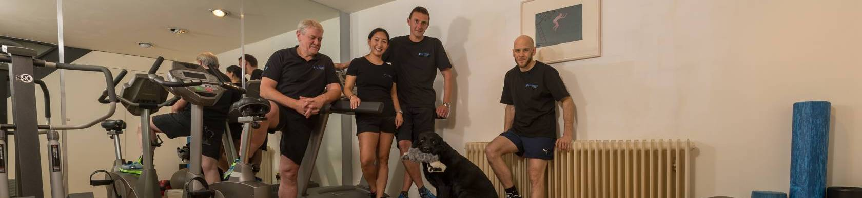 Personal Trainers Mayfair London