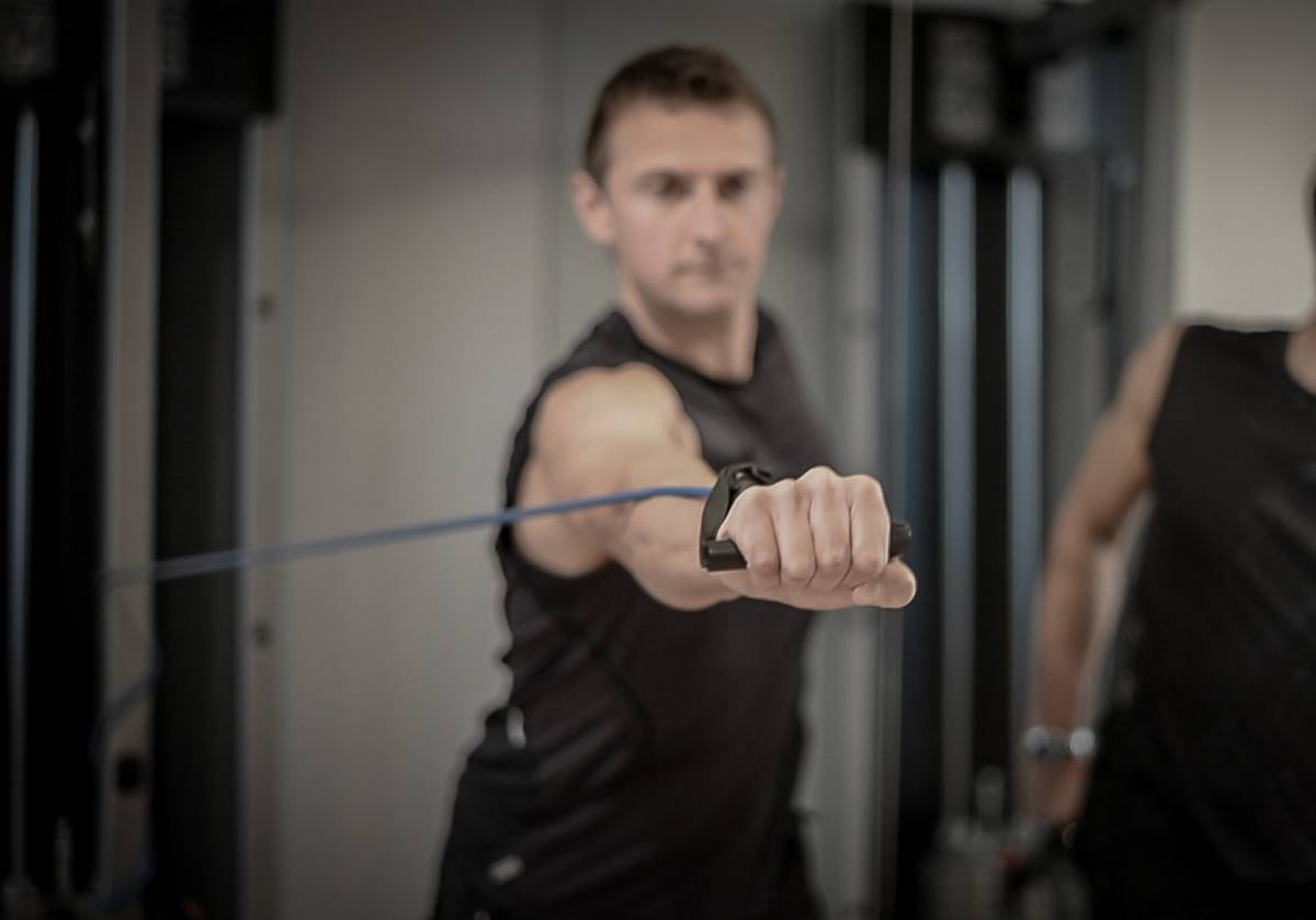 Pete Fraser Fitness services - Amateur to Athlete Programme