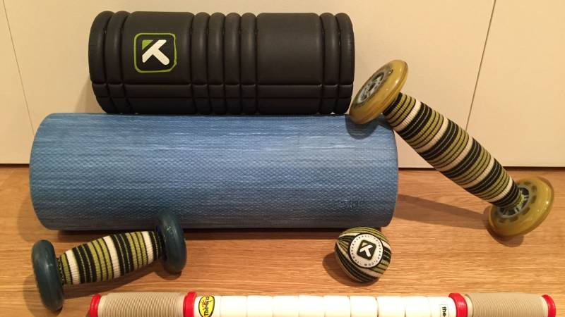 How to use foam rollers at Pete Fraser Fitness