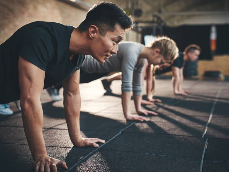 Classes | HIIT Classes | Yoga Classes | Circuits | Mayfair | London