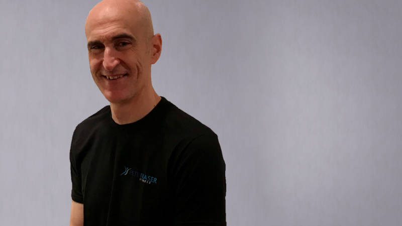 Personal Trainer Pete Fraser Fitness